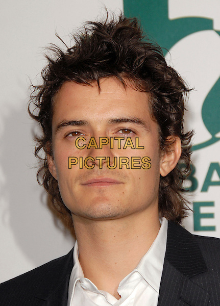 ORLANDO BLOOM.The 3rd Annual Global Green Pre-Oscar Party held at Avalon in Hollywood, California, USA. .February 21st, 2007.oscars headshot portrait .CAP/DVS.©Debbie VanStory/Capital Pictures