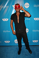 LOS ANGELES, CA - OCTOBER 27: August Getty, at UNICEF Next Generation Masquerade Ball Los Angeles 2017 At Clifton's Republic in Los Angeles, California on October 27, 2017. Credit: Faye Sadou/MediaPunch /NortePhoto.com