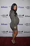 WEST HOLLYWOOD, CA. - October 21: Kourtney Kardashian arrives at the Lamar Odom launch of Rich Soil at Kitson L.A. on October 21, 2009 in West Hollywood, California.