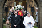 20/12/2017 Sam Berkley Funeral