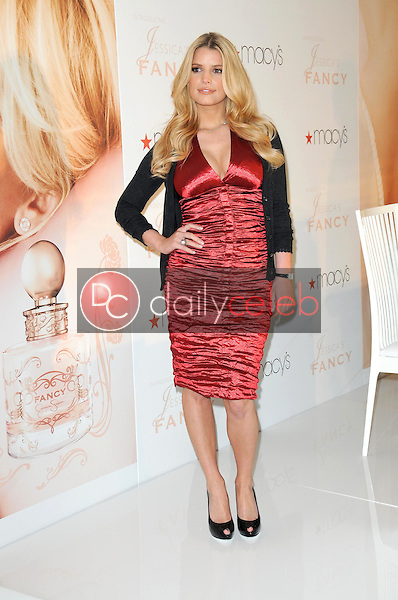 Jessica Simpson<br /> at an in store appearance to launch her new fragrance 'Fancy'. Macy's South Coast Plaza, Costa Mesa, CA. 12-13-08<br /> Dave Edwards/DailyCeleb.com 818-249-4998
