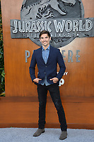 Jared Haibon at the premiere for &quot;Jurassic World: Fallen Kingdom&quot; at the Walt Disney Concert Hall, Los Angeles, USA 12 June 2018<br /> Picture: Paul Smith/Featureflash/SilverHub 0208 004 5359 sales@silverhubmedia.com