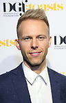 Justin Paul attends the Dramatists Guild Foundation toast to Stephen Schwartz with a 70th Birthday Celebration Concert at The Hudson Theatre on April 23, 2018 in New York City.