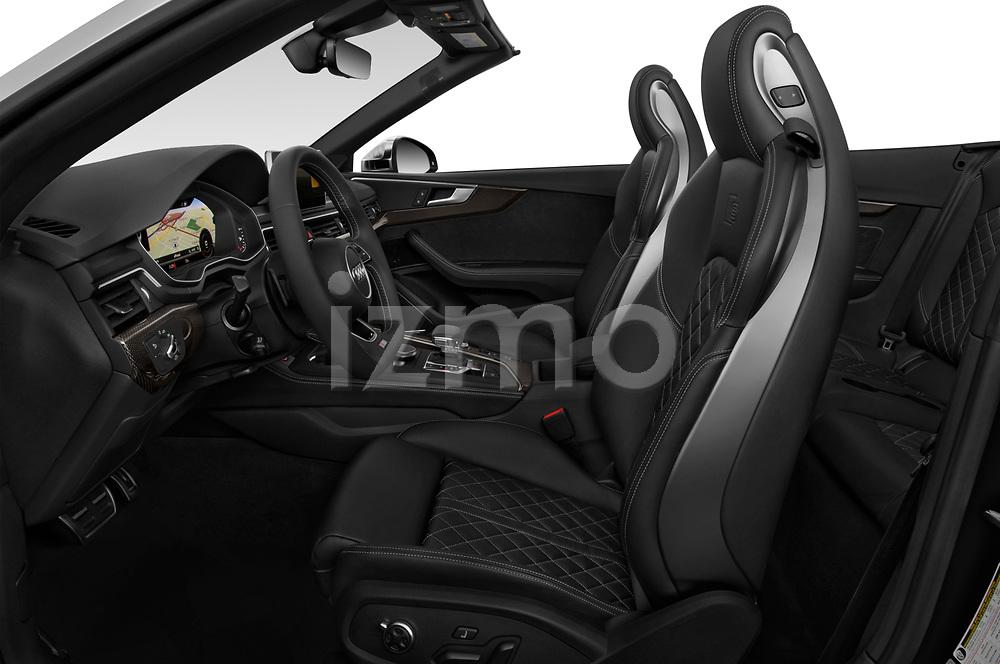 2018 Audi S5 Prestige 4wd 2 Door Convertible front seat car photos