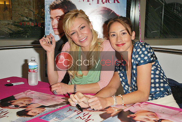 Samaire Armstrong and Bree Turner<br />