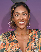 05 August 2019 - West Hollywood, California - Tayshia Adams. ABC's TCA Summer Press Tour Carpet Event held at Soho House.   <br /> CAP/ADM/BB<br /> ©BB/ADM/Capital Pictures