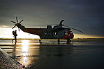 HMS Gannet  is the UK's busiest Search & Rescue Squadon, on call 24/7 every day of the year.