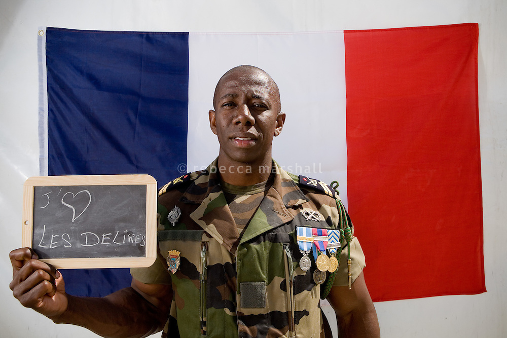 Dhinou, Armee de Terre, Friday 7th May 2010