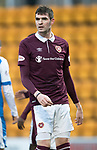 St Johnstone v Hearts&hellip;23.12.17&hellip;  McDiarmid Park&hellip;  SPFL<br />Kyle Lafferty<br />Picture by Graeme Hart. <br />Copyright Perthshire Picture Agency<br />Tel: 01738 623350  Mobile: 07990 594431