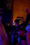 punk gig in Olomouc city