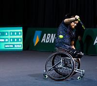 Rotterdam, The Netherlands, 12 Februari 2020, Wheelchair: Nicolas Peifer (FRA). Photo: www.tennisimages.com