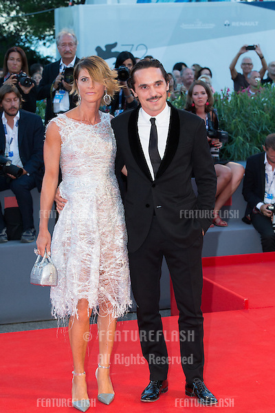 Pier Giorgio Bellocchio at the premiere of Blood Of My Blood at the 2015 Venice Film Festival.<br /> September 8, 2015  Venice, Italy<br /> Picture: Kristina Afanasyeva / Featureflash