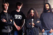 Soundgarden; Chris Cornell; 1992<br /> Photo Credit: Joe Giron/ Atlas Icons.com