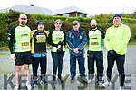 Listowel Half Marathon & 10k: Pictured at the Listowel half marathon & 10k  organised by the Kerry Crusaders in Listowel on Saturday morning last were the Mike the Pies team of Mike Collins, Martin Griffin, Miriam griffin, Mike Sloan, archie Griffin & Mark Charlton.