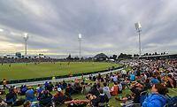 Bay Oval.  Black Caps v England, second international cricket ODI, Bay Oval, Tauranga, New Zealand. Wednesday, 28 February, 2018. Copyright photo: John Cowpland / www.photosport.nz