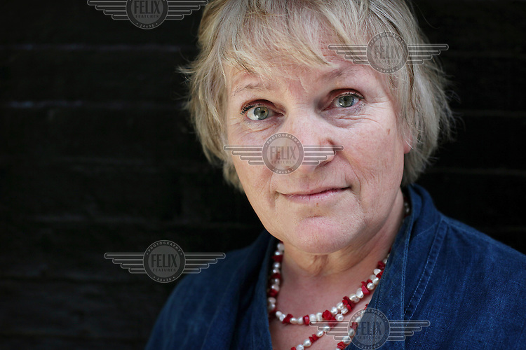 Novelist, Presenter and now theatre critic of The Times Newspaper, Libby Purves.