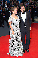 Natalie Portman, Pablo Larrain  at the premiere of Jackie at the 2016 Venice Film Festival.<br /> September 7, 2016  Venice, Italy<br /> CAP/KA<br /> &copy;Kristina Afanasyeva/Capital Pictures /MediaPunch ***NORTH AND SOUTH AMERICAS ONLY***