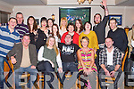 BIRTHDAY FUN: Stephen Moran, Ballyvalley, Tralee (seated centre) having great fun celebrating hie 35th birthday with family and friends at the Kerins O'Rahillys clubhouse, Tralee on Saturday.