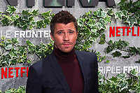 Garrett Hedlund attends the photocall for 'Triple Frontier' at Callao Cinema on March 06, 2019 in Madrid, Spain. (ALTERPHOTOS/Alconada)<br /> Foto Alterphotos / Insidefoto<br /> ITALY ONLY