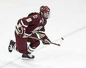 Sophomore defenseman Brett Motherwell of St. Charles, Illinois shared Boston College's Bernie Burke Outstanding Freshman Award. The Boston College Eagles defeated the University of Wisconsin Badgers 3-0 on Friday, October 27, 2006, at the Kohl Center in Madison, Wisconsin in their first meeting since the 2006 Frozen Four Final which Wisconsin won 2-1 to take the national championship.<br />