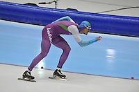 SCHAATSEN: HEERENVEEN: 29-12-2013, IJsstadion Thialf, KNSB Kwalificatie Toernooi (KKT), 1000m, Hein Otterspeer, ©foto Martin de Jong