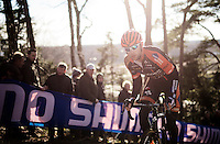 Rob Peeters (BEL/Vastgoedservice-Golden Palace)<br /> <br /> UCI Cyclocross World Cup Heusden-Zolder 2015