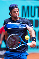 Spanish Feliciano Lopez during Mutua Madrid Open 2018 at Caja Magica in Madrid, Spain. May 09, 2018. (ALTERPHOTOS/Borja B.Hojas) /NortePhoto NORTEPHOTOMEXICO