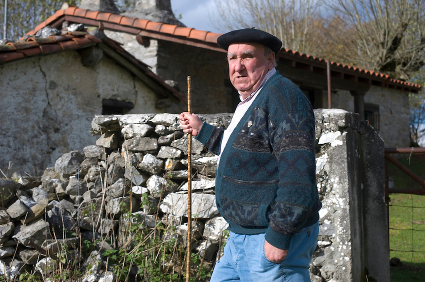 Nikolas Segurola, Arantzazu...Argazkia: Ander Gillenea
