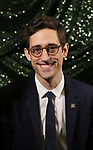 Justin Peck attends the 2018 Tony Awards Meet The Nominees Press Junket on May 2, 2018 at the Intercontinental Hotel in New York City.