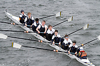 Crew: 214  Reading Blue Coat Sch  Event: J15 School 2nd eights<br /> <br /> Schools' Head of the River 2017<br /> <br /> To purchase this photo, or to see pricing information for Prints and Downloads, click the blue 'Add to Cart' button at the top-right of the page.
