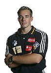 Handball Bundesliga 2005/2006 Autogrammkarten Concordia Delitzsch Co-Trainer Christian POEHLER (Concordia) Autogrammkarte, Portrait, Studio, Freisteller.