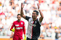 Cristiano Ronaldo of Juventus <br /> Torino 28/09/2019 Allianz Stadium <br /> Football Serie A 2019/2020 <br /> Juventus FC - SPAL <br /> Photo OnePlusNine / Insidefoto