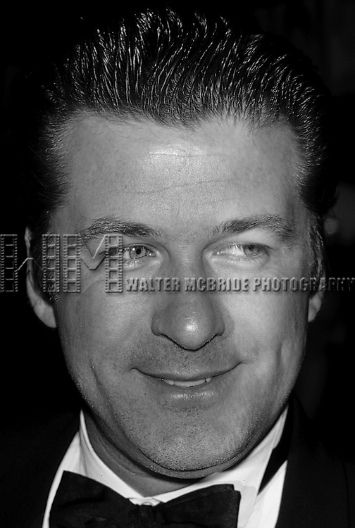 Alec Baldwin.Attending the Tony Awards at Radio City Music Hall in New York City..June 1, 1997.© Walter McBride /