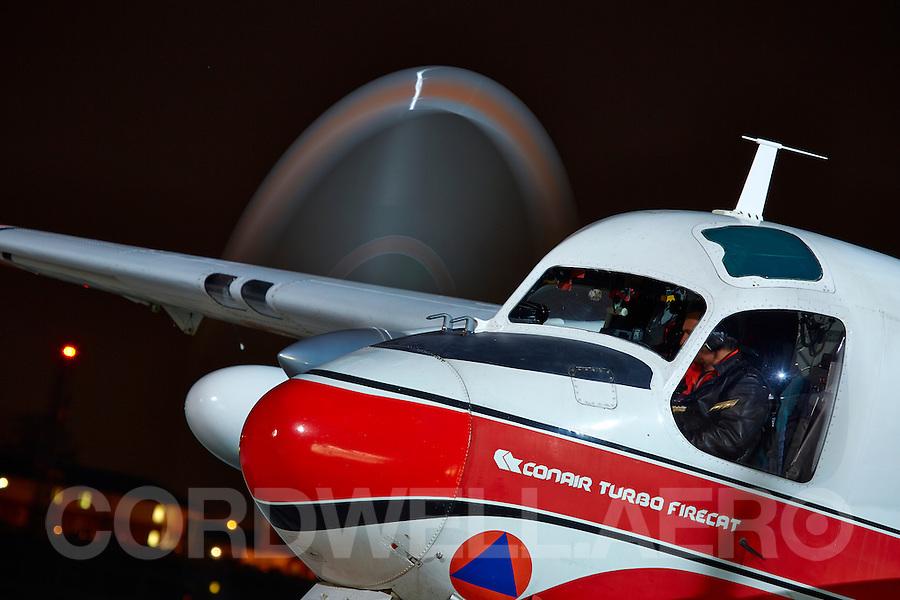 Conair TS-2A Turbo Firecat /French Grumman S2 Tracker