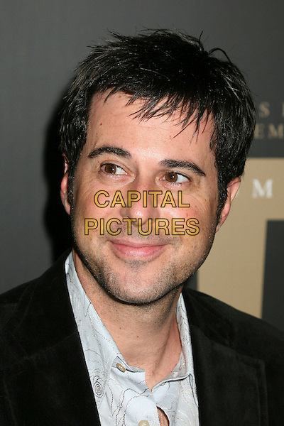 "JONATHAN SILVERMAN.Donald Trump hosts ""Trump Vodka"" Launch Party at Les Deux, Hollywood, California, USA..January 17th, 2007.headshot portrait .CAP/ADM/BP.©Byron Purvis/AdMedia/Capital Pictures"