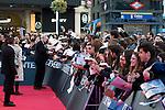premiere. divergente. cines. callao. madrid 03/04/2014.<br /> Neil Burger