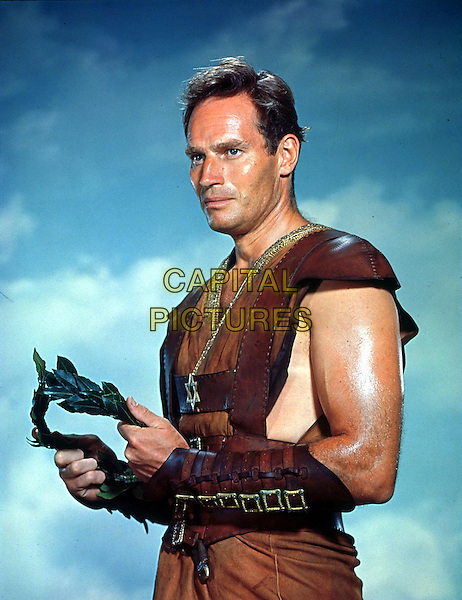 Charlton Heston.in Ben-Hur (1959) .Ben Hur.*Filmstill - Editorial Use Only*.CAP/NFS.Supplied by Capital Pictures.