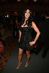 VH-1 Mob Wives' Carla Facciolo Attends Edwing D'Agenlo's Runway Show at Couture Fashion Week Held at the The Waldorf-Astoria, Grand Ballroom, NY 2/19/12