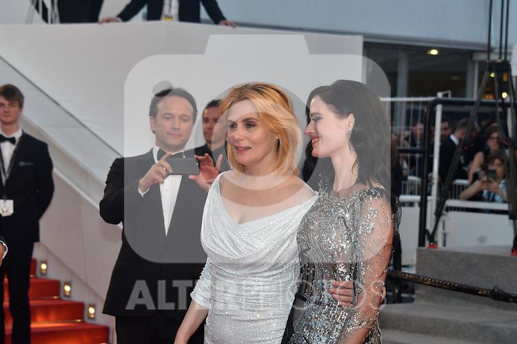 Eva Green, Emmanuelle Seigner