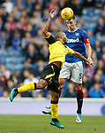 Lee Wallace heads clear