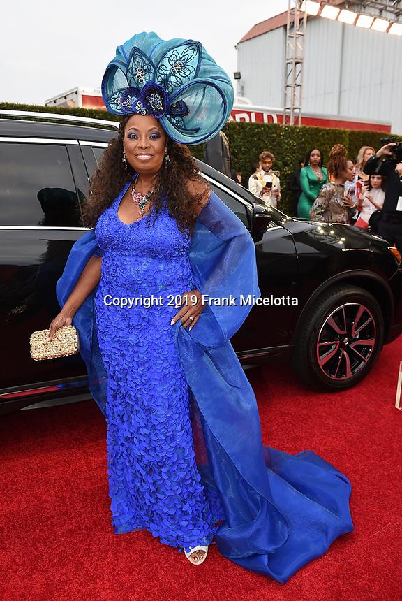 SANTA MONICA - JUNE 1: Star Jones attends the 3rd Annual Wearable Art Gala at Barker Hangar on June 1, 2019 in Santa Monica, California. (Photo by Frank Micelotta/PictureGroup)