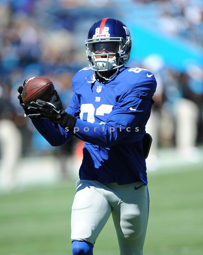 New York Giants @ Carolina Panthers<br /> <br /> National Football League<br /> Carolina Panthers 38  New York Giants 0<br /> September 22, 2013