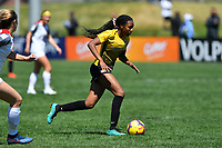 Commerce City, CO - Saturday April 27, 2019: U.S. Soccer Development Academy U-16/17  Girls Spring Showcase match between Penn Fusion Soccer Academy vs Legends FC at Dick's Sporting Goods Park.