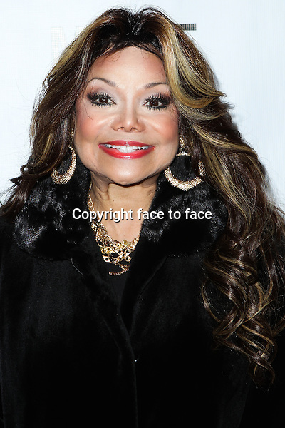 """La Toya Jackson attending the """"Mike Tyson: Undisputed Truth"""" Los Angeles Opening Night held at The Pantages Theatre on March 8, 2013 in Hollywood, California. ..Credit: MediaPunch/face to face..- Germany, Austria, Switzerland, Eastern Europe, Australia, UK, USA, Taiwan, Singapore, China, Malaysia and Thailand rights only -"""