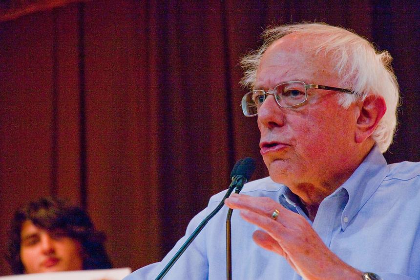 Senator Bernie Sanders Speaks Rally for Randy Bryce Kenosha Wisconsin 10-22-18