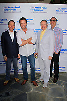 LOS ANGELES - APR 9: David Rambo, John Holly, Guests at The Actors Fund's Edwin Forrest Day Party and to commemorate Shakespeare's 453rd birthday at a private residence on April 9, 2017 in Los Angeles, California