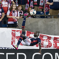 New England Revolution vs Chicago Fire, May 14, 2016