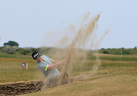 Colin Woodroofe (Blainroe) on the 2nd during Round 4 of the East of Ireland Amateur Open Championship sponsored by City North Hotel at Co. Louth Golf club in Baltray on Monday 6th June 2016.<br /> Photo by: Golffile   Thos Caffrey