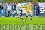 John Mitchels Kieran O'Brien and Castlegregory's Enda Whelan..