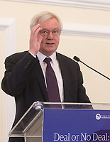 David Davis Brexit speech